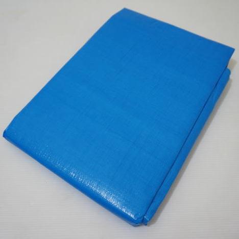 ブルーシート 3000 厚手 30枚セット 規格2.7m×2.7m (1.5間×1.5間) 実寸 約2.55m×2.6m ハトメ数12 防水 水濡れ防止 雨漏 雨除 野積み 養生 保護 保管