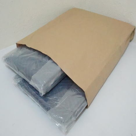 宅配袋 特大 100枚 横幅約540mm×マチ幅約100mm×高さ約650mm 内側PEクロス 業務用 出荷袋 集荷袋 梱包袋 包装袋 運送袋 収納袋