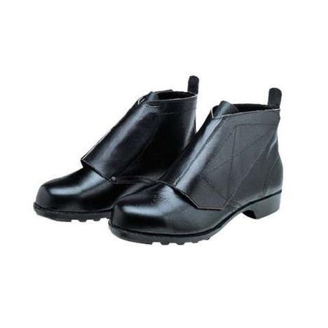 【ドンケル安全靴】ゲートル・マジック式安全靴653【DONKEL】