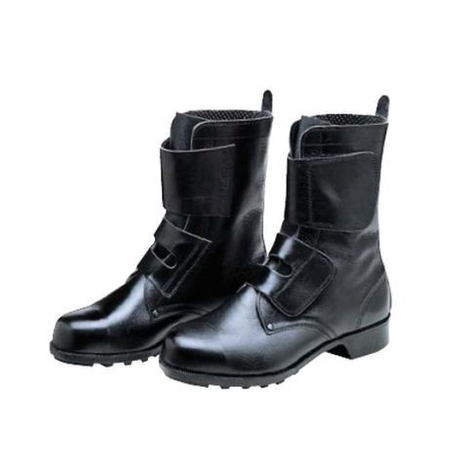【ドンケル安全靴】ゲートル・マジック式安全靴654【DONKEL】