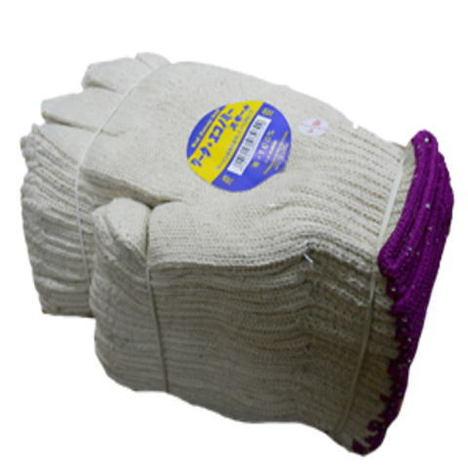 【女性用純綿軍手】ワークエコノミースモール綿100%糸5本編み約500g(40ダース)