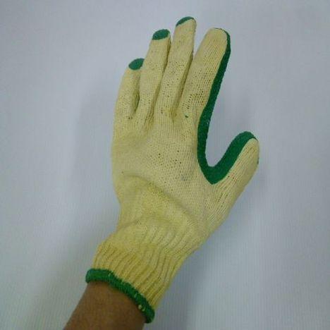ゴム張り手袋3双組10袋(30双) 強力厚手ゴム張り手袋