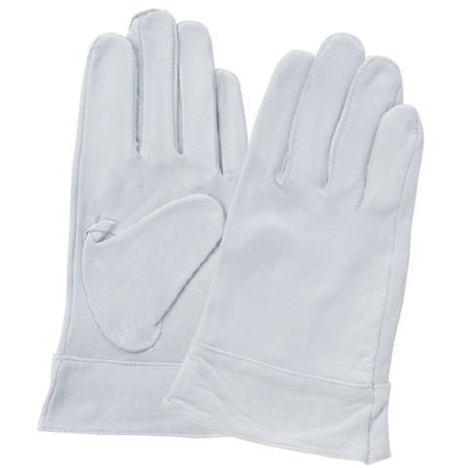 富士グローブ クレスト袖付牛皮クレスト袖付手袋(10双)