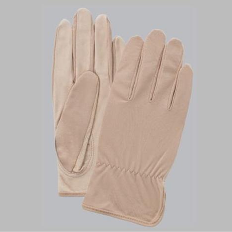 ピッギーライナー (1ダース) ベージュ 豚皮ナイロン精密作業用手袋 富士グローブ
