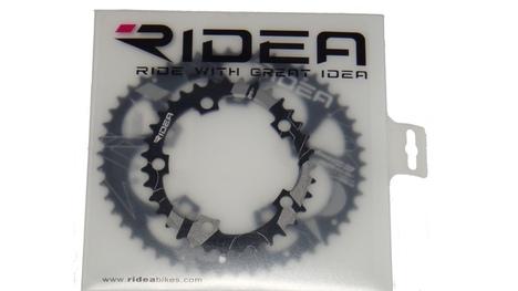 RIDEA非真円チェーンリング ロードバイク5アーム用