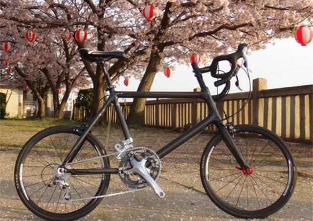 女性向けのミニベロは【サイクルハート ロードバイクファクトリー】のオリジナルがおすすめ!