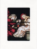 ステンドグラスフォトカード/クリスマスセットⅡ