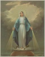 ご絵/無原罪の聖母