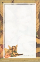 ノートシート/奏楽の天使たち