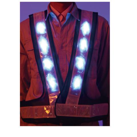 台形LEDベスト点灯イメージ