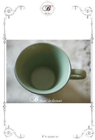 イギリス T&G マグカップ(モスグリーン)