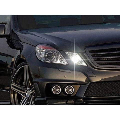 ベンツ W212 W207 C207 A207 前期 LEDポジションランプ 左右2個セット Eクラス E250 E300 E350 E550 E63 v-030210
