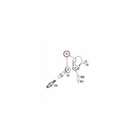 DELPHI製 ベンツ W639 イグニッションコイル M272/M273 V6/V8エンジン GN10235 12B1 2729060060 0001502780