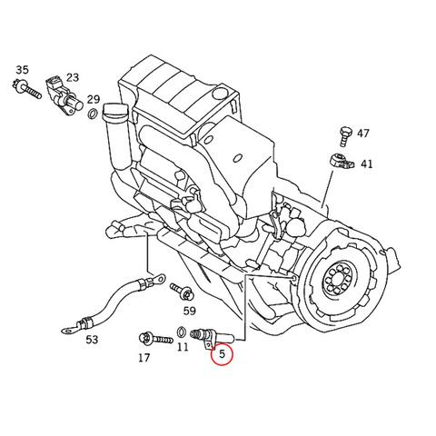 TPI-Trueparts クランク角センサー