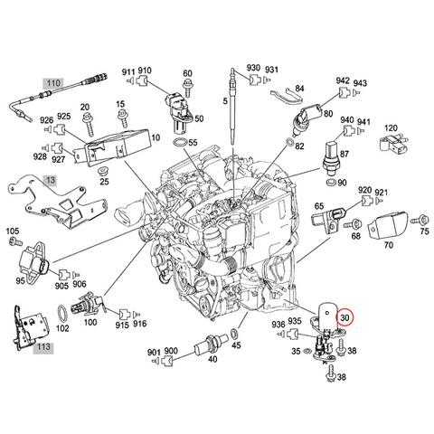 エンジンオイルレベルセンサー