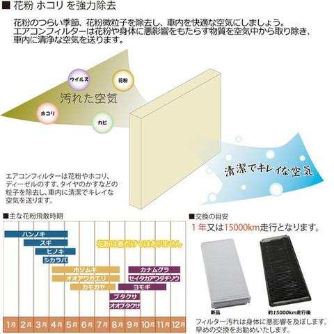 ベンツ ACフィルター/エアコンフィルター