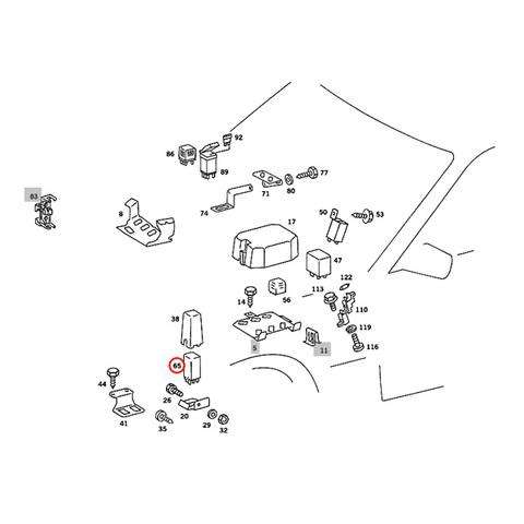 燃料ポンプ フューエルポンプ リレー