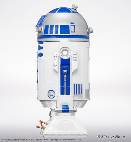 スターウォーズ ネーム印スタンド R2-D2 (サンビー)
