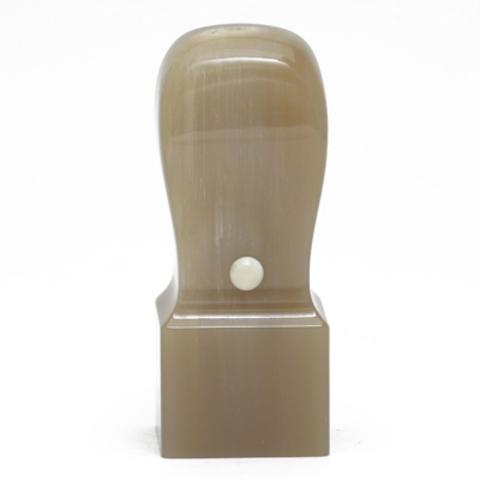 白オランダ水牛 角印 21mm・24mm