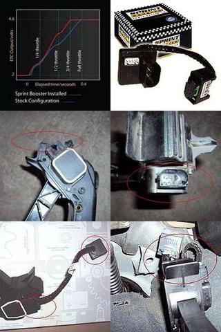 BMW SPRINT BOOSTER スプリントブースター 3シリーズ E46 E90 E90 E92 F30 MT/マニュアル用 3パターン機能 切換スイッチ付 SBDD401