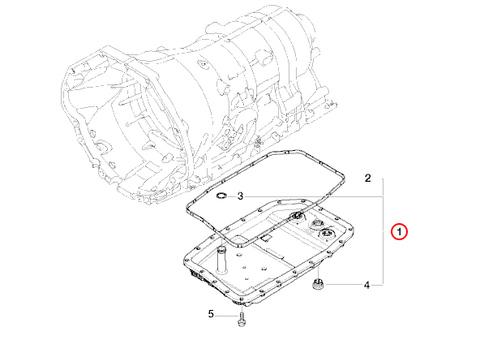 HAMBURG製 BMW E82 E88 ATオイルパン フィルター付き 118d 118i 120d 120i 123d 125i 135i 新品 24117571217/24117536387