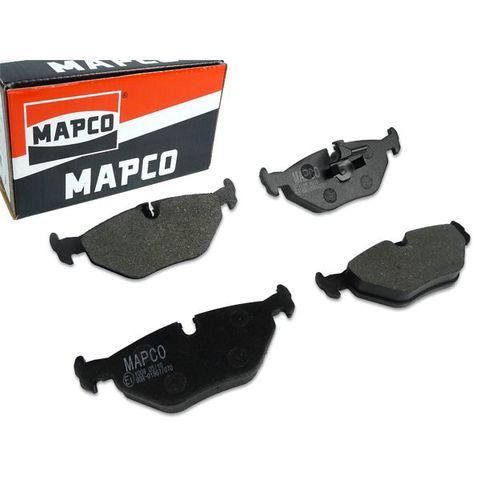 MAPCO製 BMW E36 Z3 リアブレーキパッド 低ダスト 新品 6395 34216761238 318i 318is 318ti