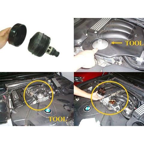 BMW 3シリーズ F30 セダン オイルフィルターレンチ&フィルターセット 320i 328i 335i A1130 11427541827