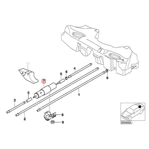 BMW 燃料フィルター