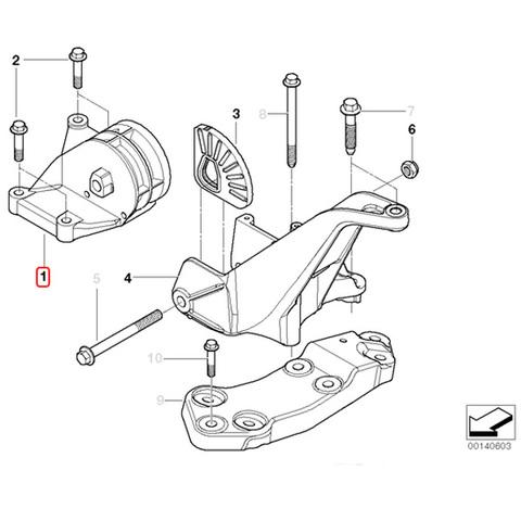BMW MINI ミッションマウント