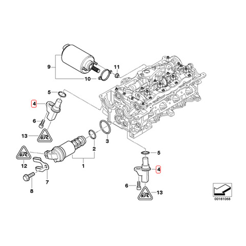 BMW  カムシャフトセンサー