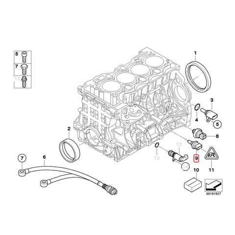 BMW 水温センサー/油温センサー
