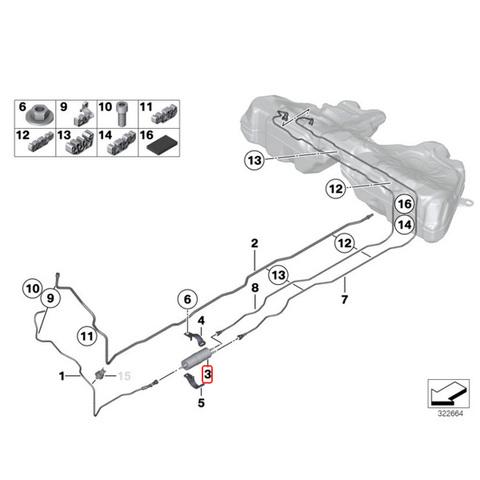 BMW 燃料フィルター/フューエルフィルター