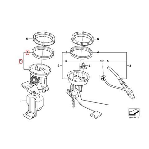 BMW 燃料ポンプ/フューエルポンプ