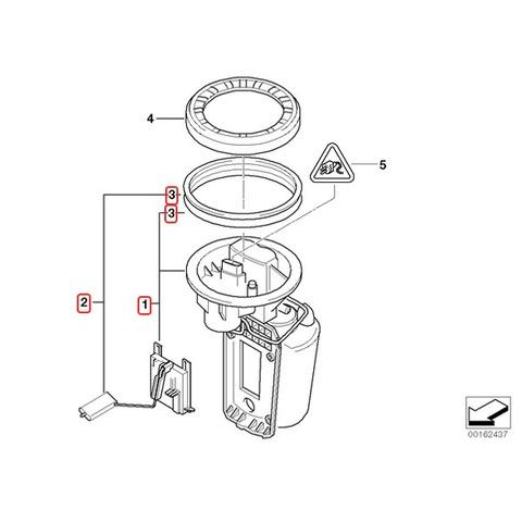 MINI ミニ 燃料ポンプ