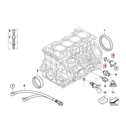 BMW クランク角センサー