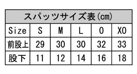 【受注生産】Desporteインナースパッツ