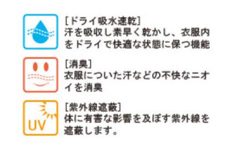 【受注生産】Desporteドライポロシャツ