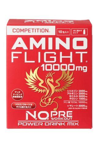 アミノフライト10000mgコンペティション10包