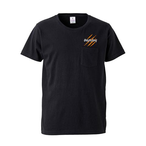 one8ty FANGポケットTシャツ