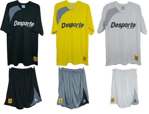 Desporteプラクティスシャツパンツセット