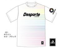【予約受付中】店別注Desporteプラクティスシャツ(昇華)