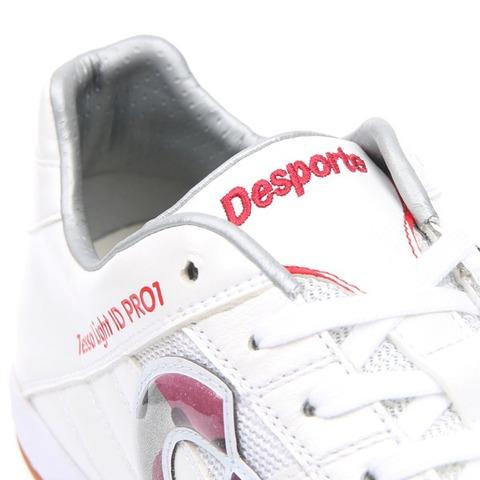 DesporteテッサLIGHT ID PROⅠ(パールホワイト×レッドカモ)