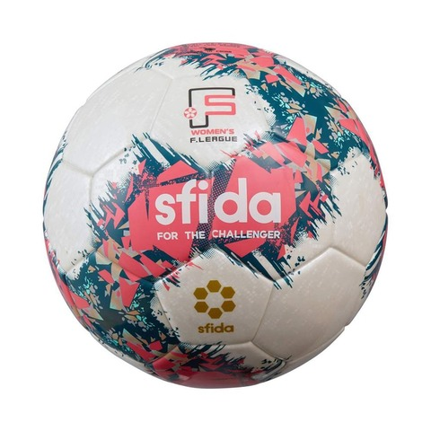 sfidaフットサルボールINFINITO APERTO PRO 4(Fリーグ、日本女子フットサルリーグ公式試合球)【4号球】