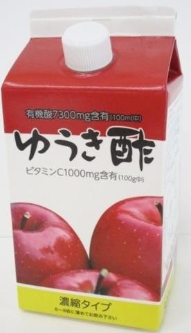 ゆうき酢900ml 1本