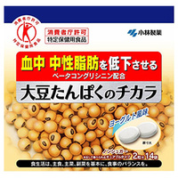 大豆たんぱくのチカラ