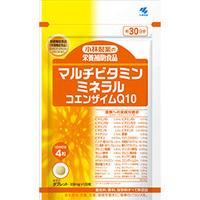 小林製薬 マルチビタミン ミネラル コエンザイムQ10
