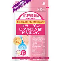 小林製薬 コラーゲン ヒアルロン酸 ビタミンC