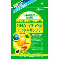 小林製薬 DHA イチョウ葉 アスタキサンチン