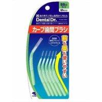 小林製薬 Dental Dr.カーブ歯間ブラシ SS