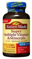 大塚製薬 ネイチャーメイド スーパーマルチビタミン&ミネラル